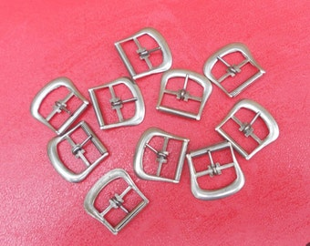 Belt buckles lot 10 vintage mens belt buckle for men upcycled recycled repurposed small