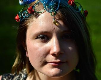 Summer Queen Fae Crown