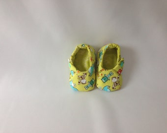 Fabric Baby Shoes!!!