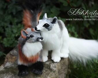 CUSTOM Tiny fox