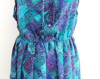 Reworked Vintage Dress-Aubrey