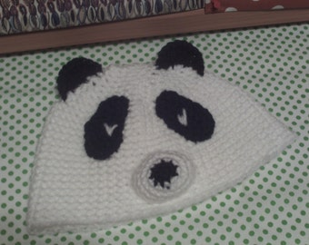 Sleepy Panda Hat