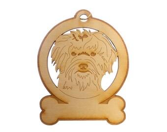 Havanese Ornament - Havanese Gifts - Havanese Memorial - Havanese Art - Havanese Lover - Personalized Dog Gifts - Personalized Free
