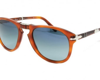 PERSOL 714 Steve McQueen 96/S3 Polarized Special Edition - Brand New
