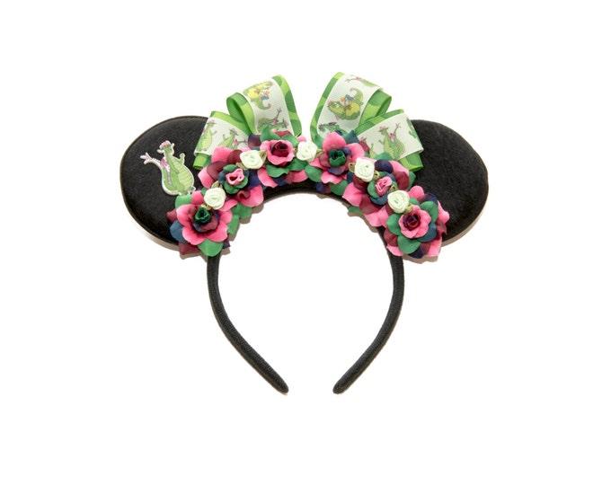 Elliot Mouse Ears Headband