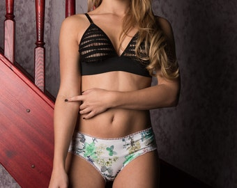 Plus Size Underwear - Cotton Panties - Soft Panties