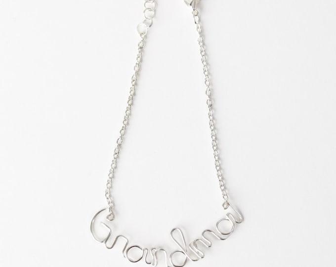 Grandma Bracelet (Silver)