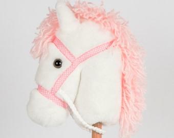 Carousel Stick Horse -Stick Pony- Hobby Horse
