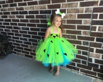 Pebbles Tutu Dress (Short Version)