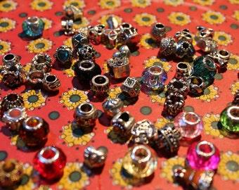 Random Gypsy Dread Bead set - 5 pcs