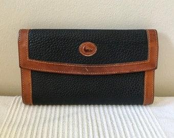 dooney and bourke duck coin purse