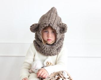 Hooded Cub Cowl