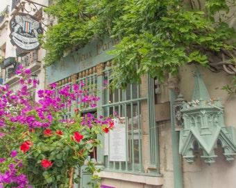 Paris Photgraphy, Charming Paris Cafe
