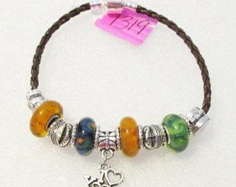 1319 - NEW - Yoga Bracelet