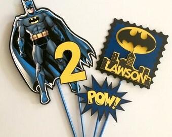 Batman banner Batman Birthday Party Banner batman party