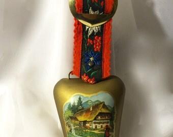 Dutch Holland bell souvenir keepsake decorative Dutch Scene.....https://www.etsy.com/shop/CoCoBlueTreasures