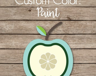 Listing Add-On: Custom PAINT Color(s)
