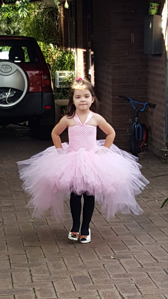Like this item?  sc 1 st  Etsy & Pink High Low Tutu Dress up to Teen size Pink Tutu Dress azcodes.com