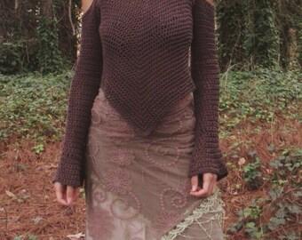 Woodland Goddess Sweater