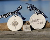 Coastal Ornament, The Original Compass Rose Ornament and Keepsake