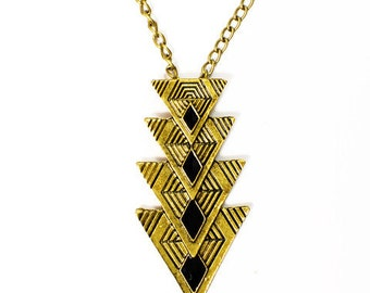 Tribal Design Necklace