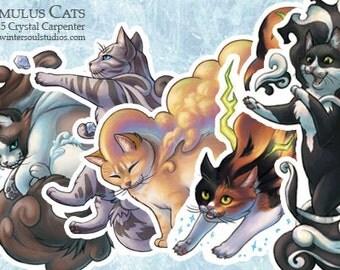 Cloud Kitties - Individual