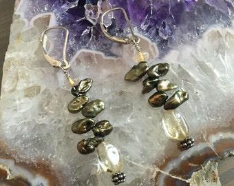 Balanced Healing Earrings