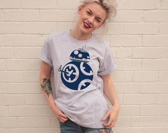 "BB8 ""Thumbs Up"" Star Wars - Screen Printed T-Shirt"