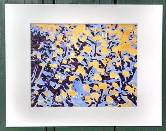 """Truths & Mistruths - 8""""x10"""" Acrylic Painting"""