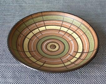 Modernist Pottery Bowl