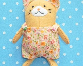 Lillian the Kitten