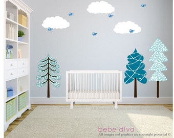 Kids Wall Decal, Wall Decals Nursery, Wall Decal Nursery, Nursery Wall Decal, Baby Wall Decal, Kids Wall Decal, REMOVABLE and REUSABLE
