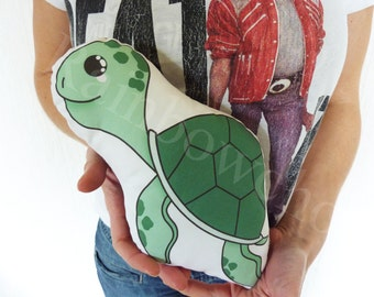 Decorative cushion / plush turtle