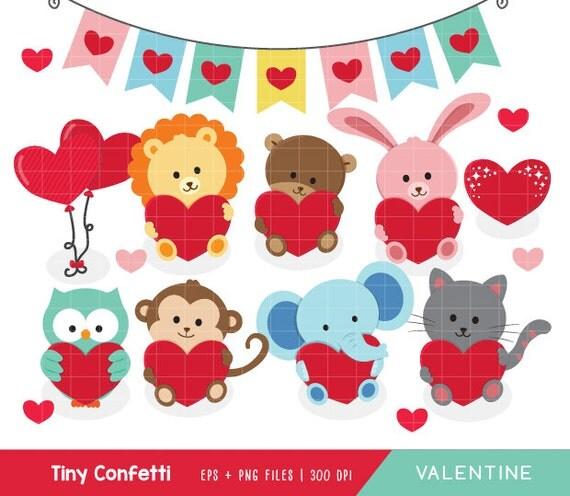 valentine clipart valentine animal clipart animal valentine