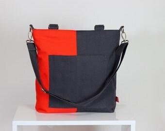 Choose Your Colors Novelty bag Tote Canvas Bag Laptop Bag Large Bag Diaper Bag Crossbody Bag Beach Tote Bag Gift İdea for Her hippirhino