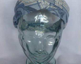 Skull twisted headband