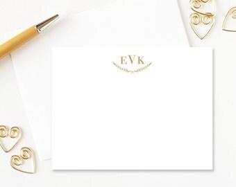 Personalized Stationery / Monogram stationery / Monogram Note Cards / Personalized Monogram Stationary / Personalized Stationary