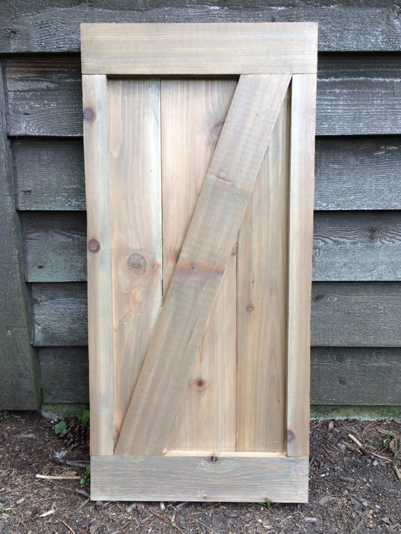 AVAILABLE: Framed Barn Door Style Cedar Shutters / Exterior Shutters ...