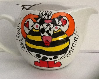 Why bee normal 2 cup teapot
