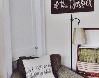 customizable wooden home art