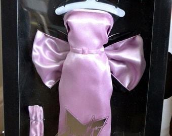 Franklin Mint Marilyn Monroe Gentlemen Prefer Blondes Outfit & Accessories