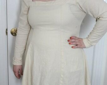 Women's Renaissance/LARP Linen Underdress