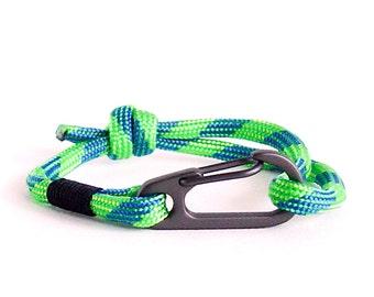 Men Jewelry, Gifts For Climbers, Sailor Knot Bracelet, Yoga Bracelet