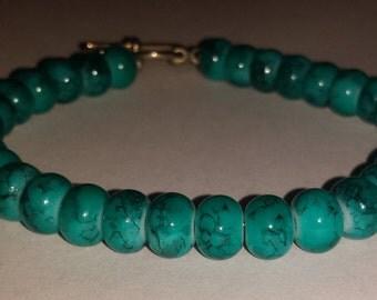 Bold Blue Bracelet