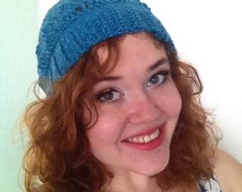 Crochet Winter Hat M-L