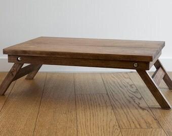 Lap Tray, Lap Desk, Lap Table, Folding Legs Tray, Laptop Table