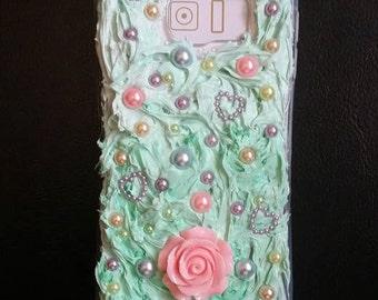 Kawaii Handy Case // Smartphone Case // Samsung Galaxy S6 // Decoden // Dekoden // Selfmade // Girl // Cute // Handyhülle // Selfmade
