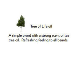 Tree of Life Beard Oil