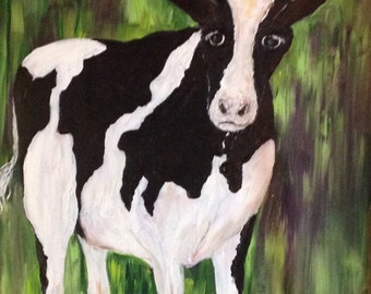 Clarence the Cow