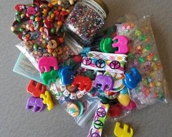Craft Destash Lot Jewelry Supplies Craft Lot